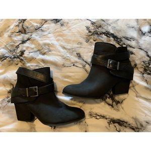 High heel Booties Size 11 Womens